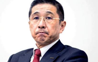 Drama As New Nissan CEO Steps Down