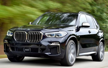 BMW Delivers 1,866,198 Units In Nine Months