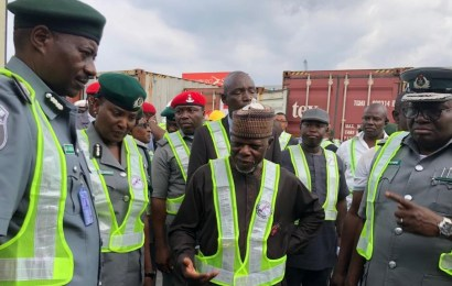 CGC At Onne Port, Explains Seizure Of 87 Containers, N89.7b Revenue Collection