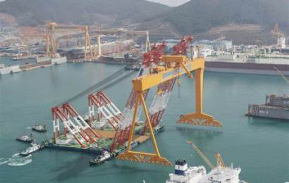 Daewoo Secures $762m Contract For Five Containerships