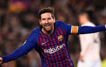 Messi Stays At Barcelona On Reduced Wages