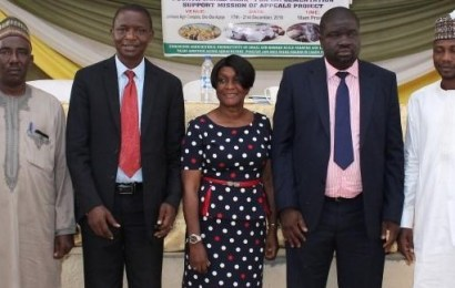 At APPEALS Project Support Mission In Lagos, Food Security Tops Agenda
