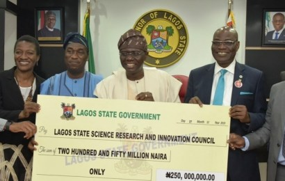 Lagos Boosts Technological Innovation With N250m