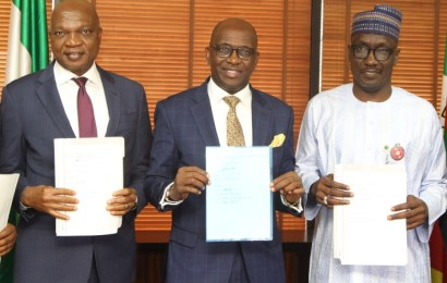 NLNG, JVs Seal Train 7 Gas Supply Agreements