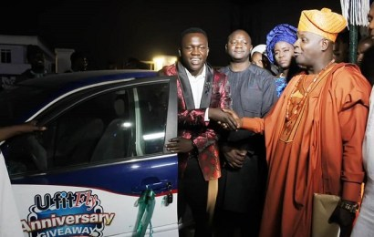U FitFly Gives Out Cars, Other Items To Commemorate 14th Anniversary