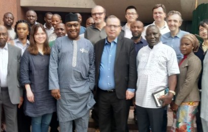 Seaports' Infrastructure Takes Centre Stage As Hassan Bello Briefs IMF Team
