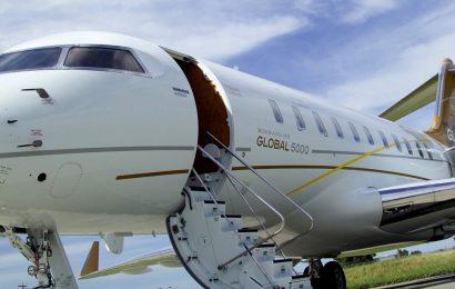 Coronavirus Triggers Boom In Private Jet