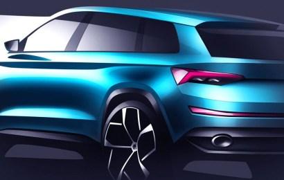Skoda Names First Electric SUV  ENYAQ