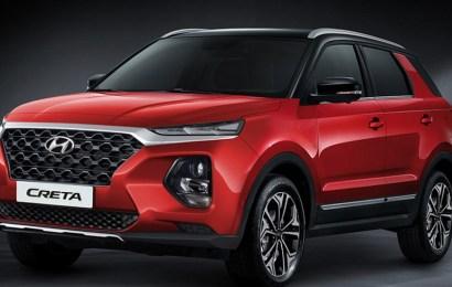 Hyundai Receives 14,000 Bookings For New Creta SUV