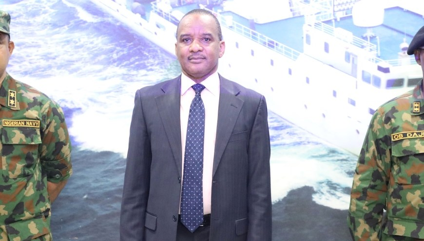 Maritime Security: NAVY, NIMASA To Improve Information Sharing