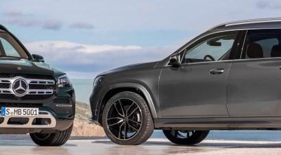New Mercedes-Benz GLS Debuts In Nigeria