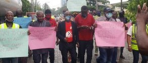NUPENG Pickets Variant Energy Over Alleged Anti-Labour Practices