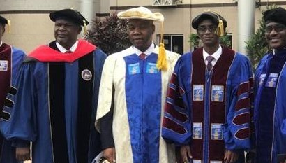 Ecobank Nigeria CEO Implores Graduands On Digital Technology, Agriculture, Others