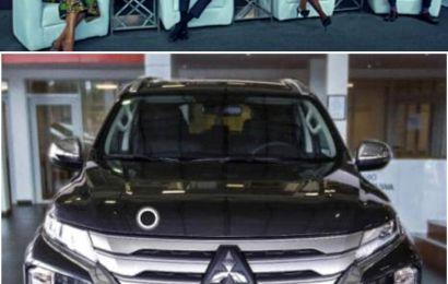 Massilia Reveals New Mitsubishi Pajero Sports At First Virtual Car Launch In Nigeria