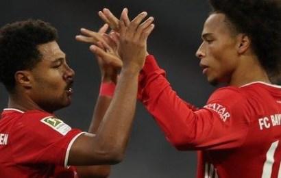 Bayern Beats Schalke 8-0