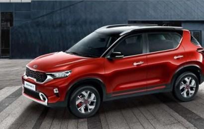 Kia Unveils Sonet SUV