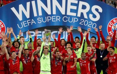 Bayern Beat Servilla To Win Supper Cup