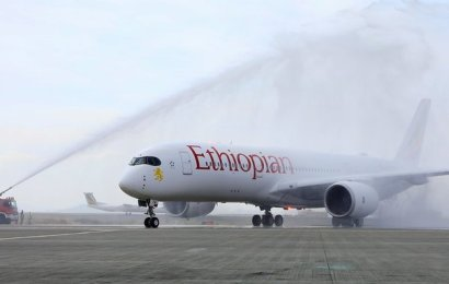 Ethiopian Airlines Takes Delivery Of Two A350-900 New Airbuses