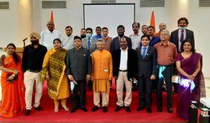 Indian Envoy Harps On Democratic Ties With Nigeria