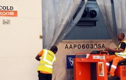 SAHCO Positions To Handle Huge Volume Of Temperature Sensitive Cargo