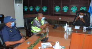 Lagos Task Team On Apapa Traffic Seeks Collaboration with Shippers' Council