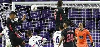 Real Madrid Win To Put Pressure On Atletico
