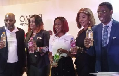 Nigeria's First Vitamin Water By Omnia Debuts