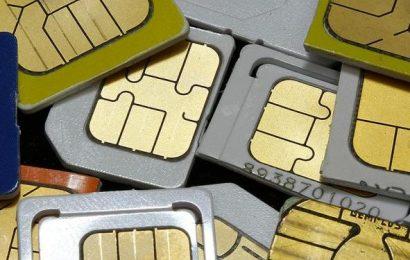 NCC Arrests Five Suspects Over Fraudulently-registered SIM Cards