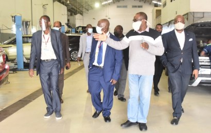 University Dons Laud Coscharis Group On Assembly Plant
