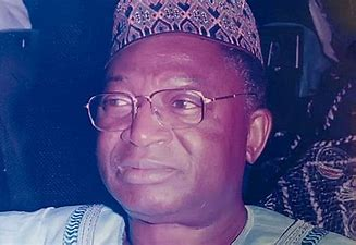 Buhari Mourns Dogonyaro