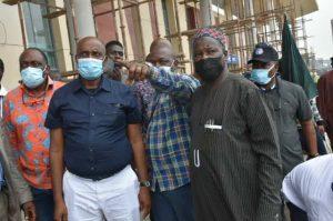 Amaechi Lauds Cooperation Of Communities Along Lagos-Ibadan Rail Corridors