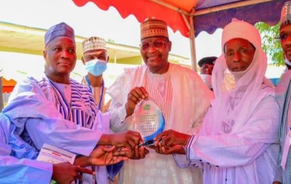 Traditional Rulers Laud Danbatta's  Role In Security, National Development
