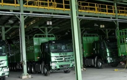 'Dangote Fertiliser Delivers 120 Trucks Daily'