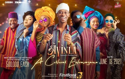 First Bank's Sponsored Movie, Ayinla Premiers In Lagos