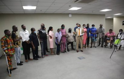 NDDC Recruits 12 Physically Impaired Youths
