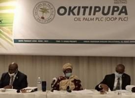 27 Years After, Okitipupa Oil Palm Shareholders Get 25kobo Dividend