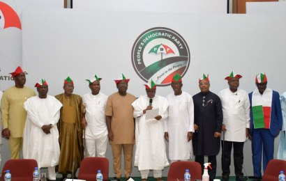 PDP Governors Task NNPC, NIMASA, FIRS, Others On Transparency