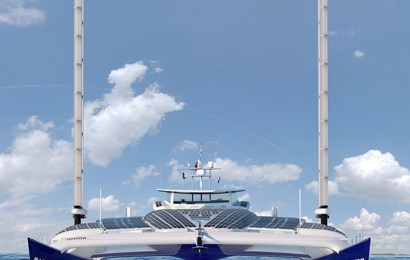 Air Liquide Pledges Support For World's First Hydrogen Ship