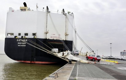 Volkswagen Acquires Six LNG Car Carrier Ships