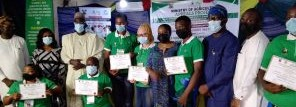 Lagos APPEALS project trains 165 PWDs in Agribusiness