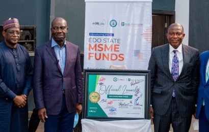 Edo, BoI Unveil N2b MSME Fund, Target 50,000 Businesses