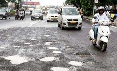 India Attributes 3,564 Accidents In 2020 To Potholes