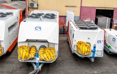 SAHCO Boosts Operations With New Ground Support Equipment