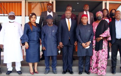Senate Committee At SAHCO, Lauds Performance