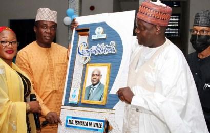SEC Nigeria Photo News
