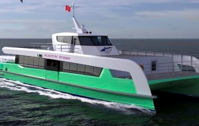 Shell Orders All-Electric Ferries