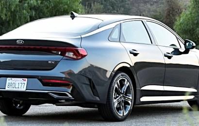 Kia K5 Tops 2021 J.D. Power Consumer Ratings