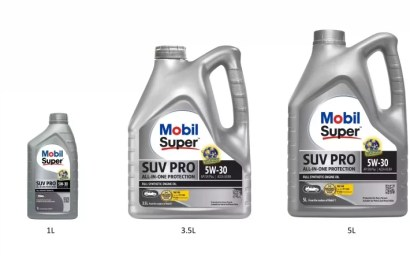 ExxonMobil Rolls Out Synthetic Engine Oil For SUVs