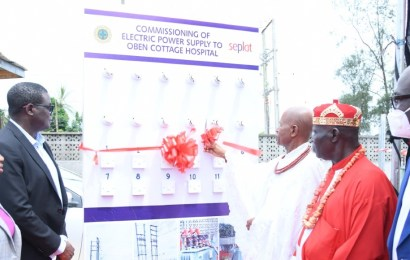 Seplat Energy Begins Supply Of Power To Oben Cottage Hospital In Edo