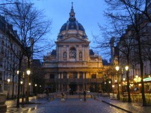 Μεταπτυχιακά στη Γαλλία sorbonne paris IV